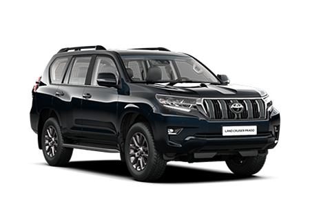 Руководство для владельца Toyota Land Cruiser Prado