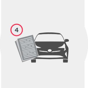 Toyota Trade in шаг 4:  оформление сделки сотрудниками дилерского центра